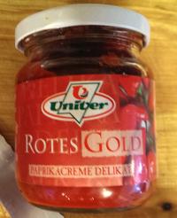 Hungarian Red Gold Paprika Sauce